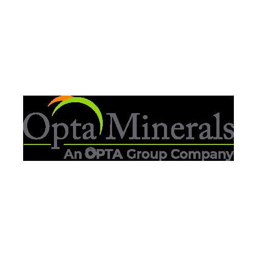 Opta Minerals Logo